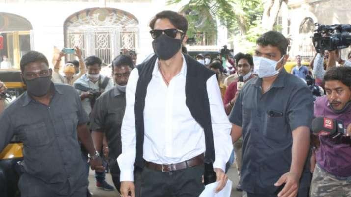 Arjun Rampal arrives at NCB office for interrogation