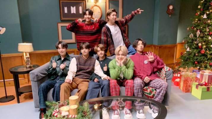 BTS becomes first K-pop group to earn Grammy nomination