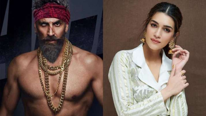 Bachchan Pandey: Akshay Kumar plays gangster, Kriti Sanon turns journalist