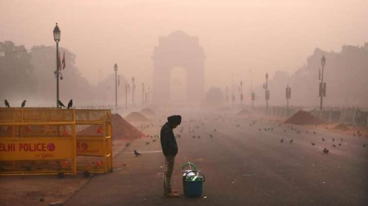 Delhi's air quality 'poor', likely to deteriorate further