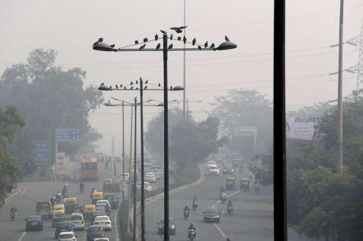 Air quality 'very poor' in Noida, Ghaziabad, Faridabad