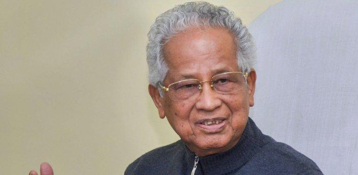 Former Assam CM Tarun Gogoi's health worsens due to