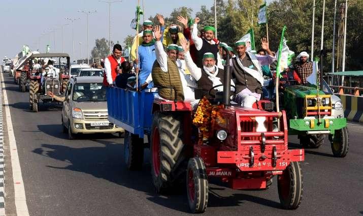 Ghaziabad: Bharatiya Kisan Union (BKU) spokesperson Rakesh