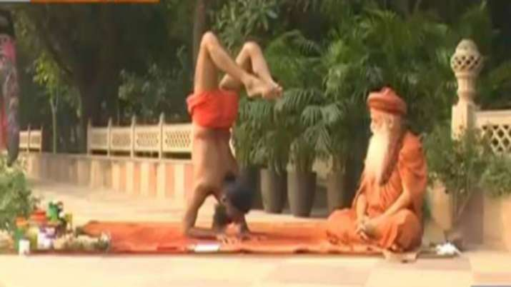 Effective yoga poses and ayurvedic remedies by Swami Ramdev to keep your body warm during winters