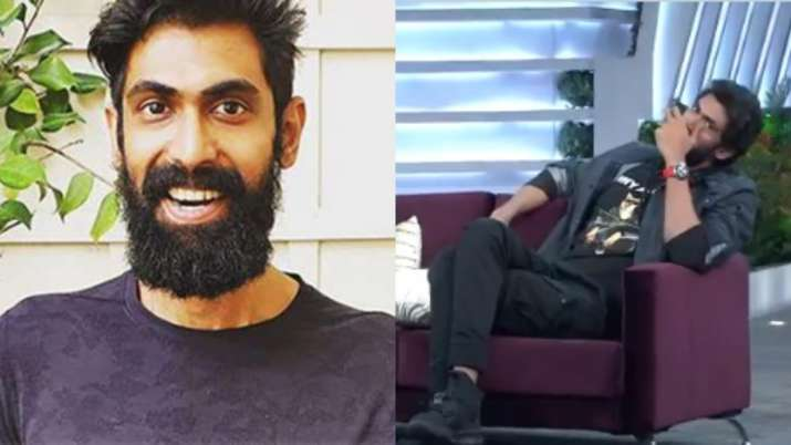 Rana Daggubati gets emotional as he speaks about his critical health condition on Samantha's show. W