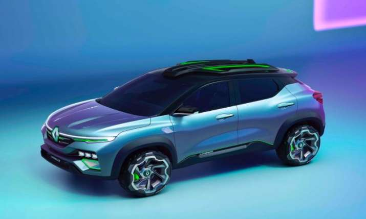 Renault to launch new SUV Kiger first in India