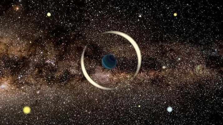 Earth-sized rogue planet found floating in Milky Way