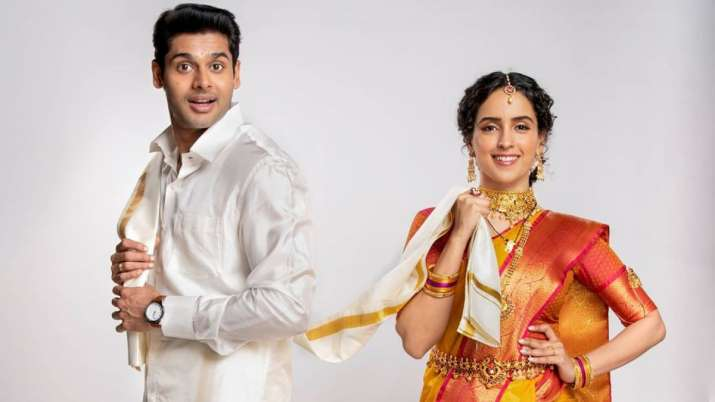 Sanya Malhotra, Abhimanyu Dassani to star in Netflix film 'Meenakshi Sundareshwar'