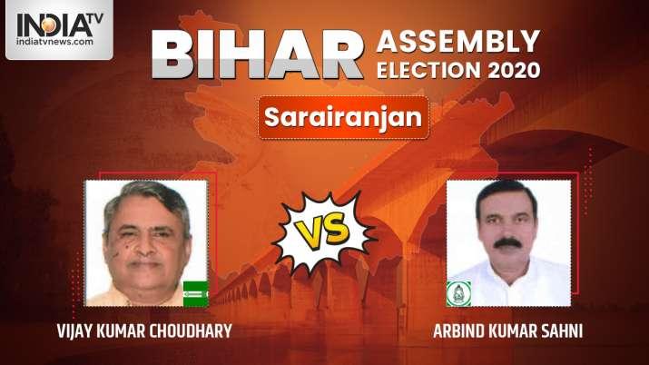 Sarairanjan Assembly Election Result 2020