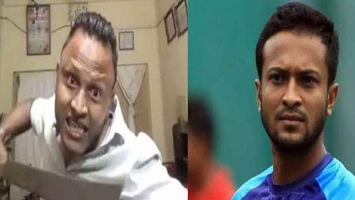 Shakib Al Hasan receives death threat on Facebook Live | Cricket News –  India TV