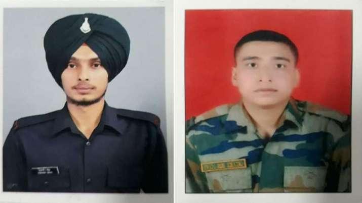 soldiers killed in pak firing