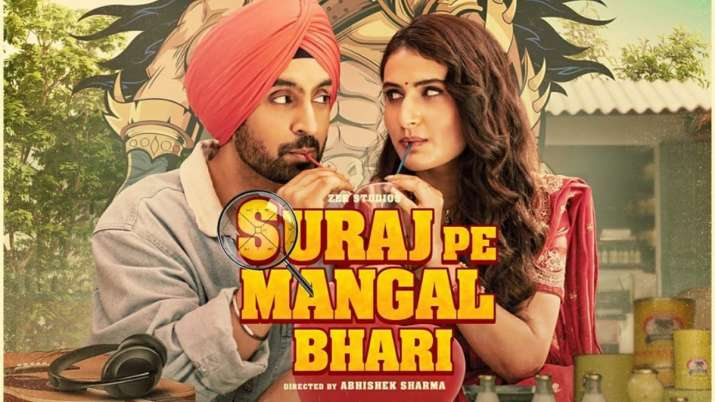 Manoj Bajpayee, Diljit Dosanjh's 'Suraj Pe Mangal Bhari' to release in theatres on November 15