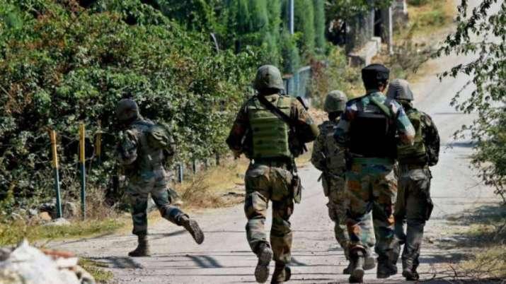 terror attack srinagar, srinagar terror attack, army jawans martyred, terror attack srinagar, latest