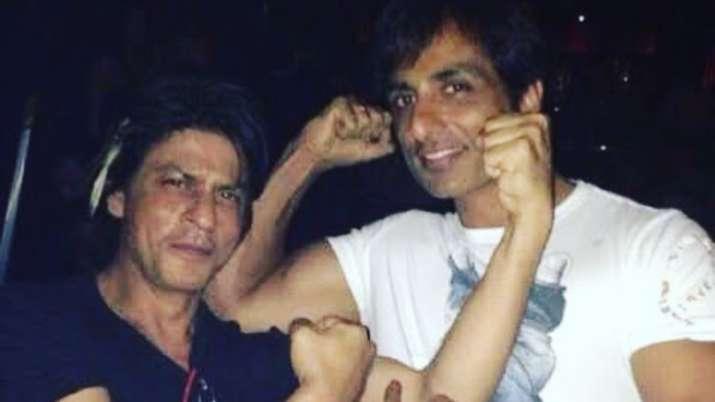 Sonu Sood advices fan on how to get SRK-style birthday celebration