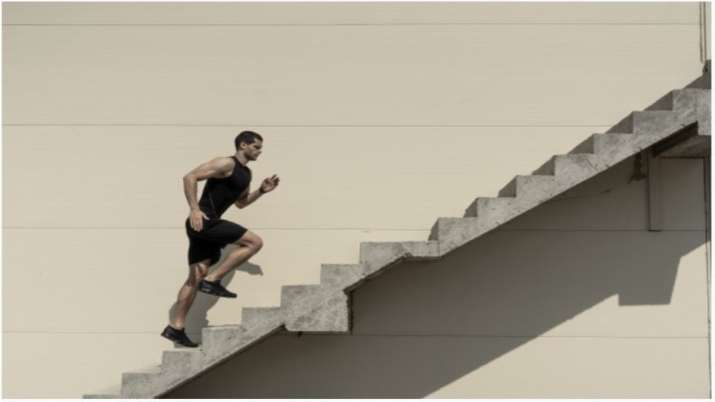 Study says climbing stairs daily will boost your mental health in COVID pandemic