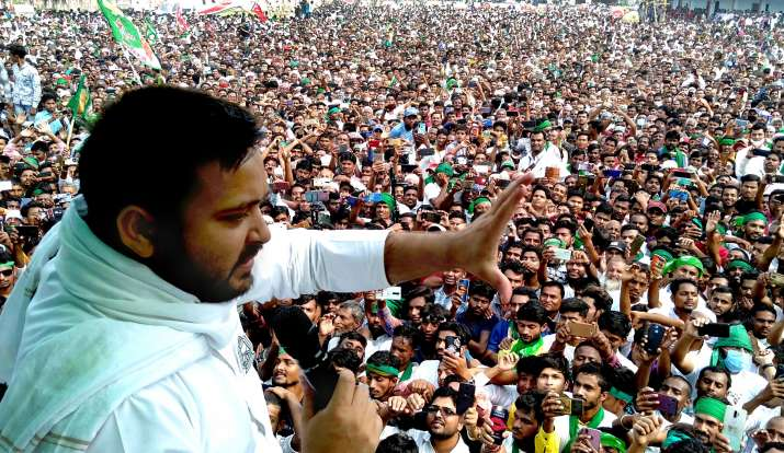 Ahead of Bihar election results, RJD asks party workers to 'maintain restraint, courtesy' on Nov 10