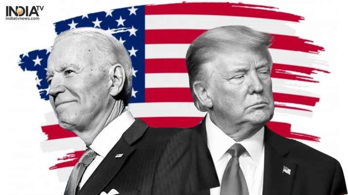US Election Results 2020, Trump, Biden