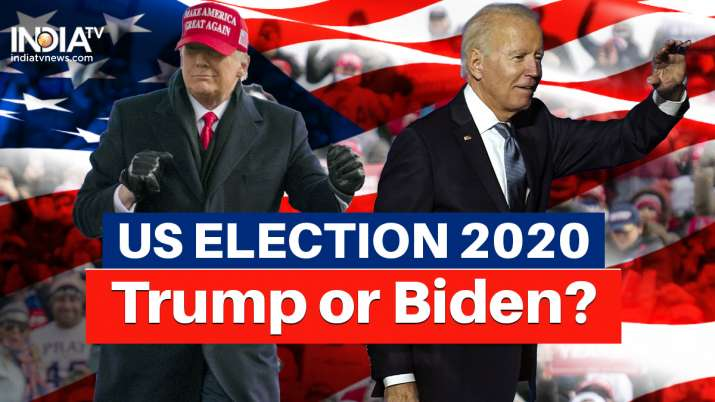 US Election Result update, US Presidential Election 2020, US Elections 2020, US Polls 2020