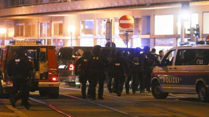 Vienna Terror Attack: 2 killed, 15 injured as gunmen open fire at 6 different locations in Vienna