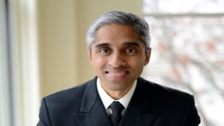 Indian-American Vivek Murthyto co-chair President-elect