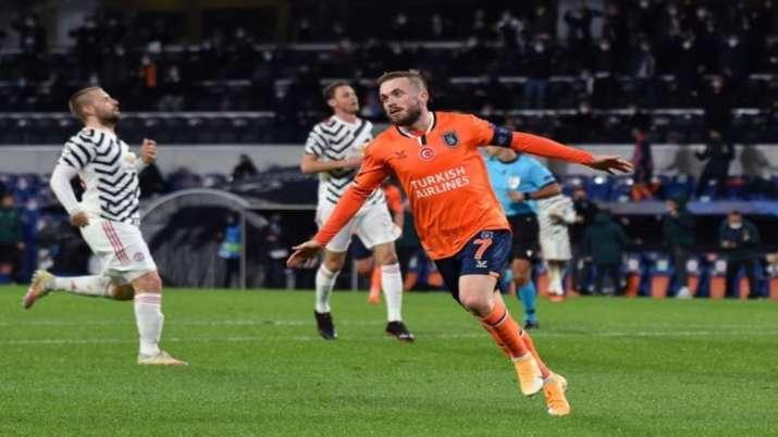 Man United's 2-1 loss at Istanbul Başakşehir included a