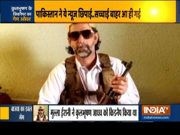 Mullah Omar Irani, Kulbhushan Jadhav case, India , Pakistan, Balochistan