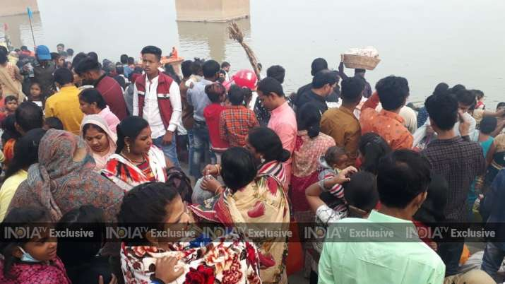 India Tv - Chhath Puja 2020 celebrations come to an end