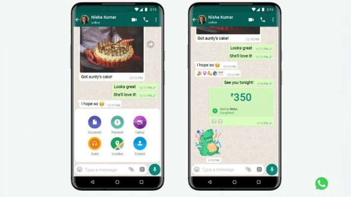 India Tv - whatsapp payments