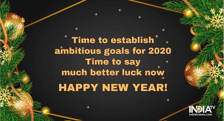 India Tv - Happy New Year 2021 Quotes