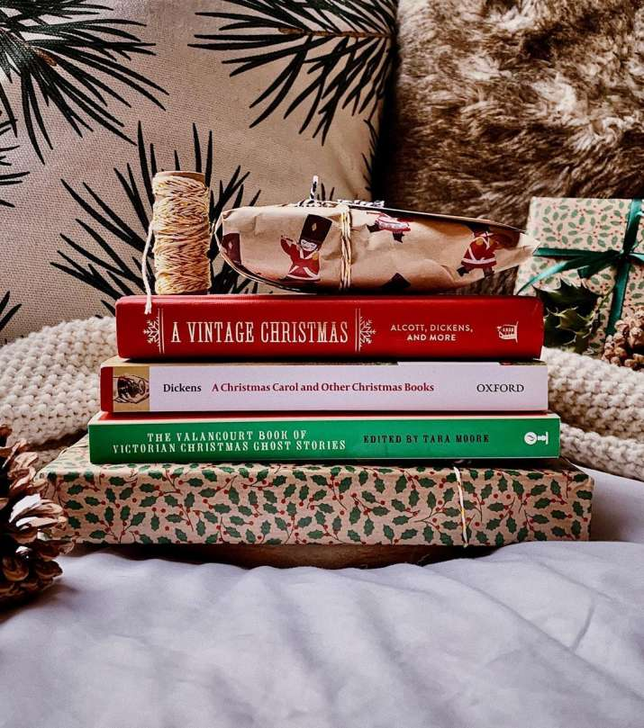 India Tv - This Christmas, send your book addicted friends their favorite books