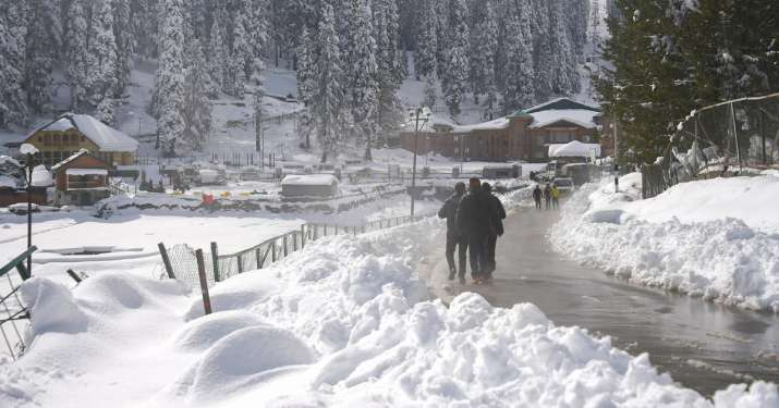 MeT forecasts rain, snow in Himachal from Sunday