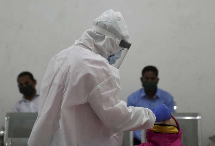 India records 36,594 new Covid cases, 540 deaths in a single day; tally mount to 95.71 lakh