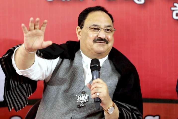 Trump lost presidency due to COVID mismanagement, but Modi took bold decisions: Nadda at party worke