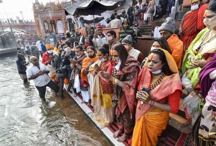 2021 Kumbh Mela, Kumbh Mela 2021 in Haridwar, Kumbh mela to be 48 day long  event, Kumbh mela notification by Feb end   India News – India TV
