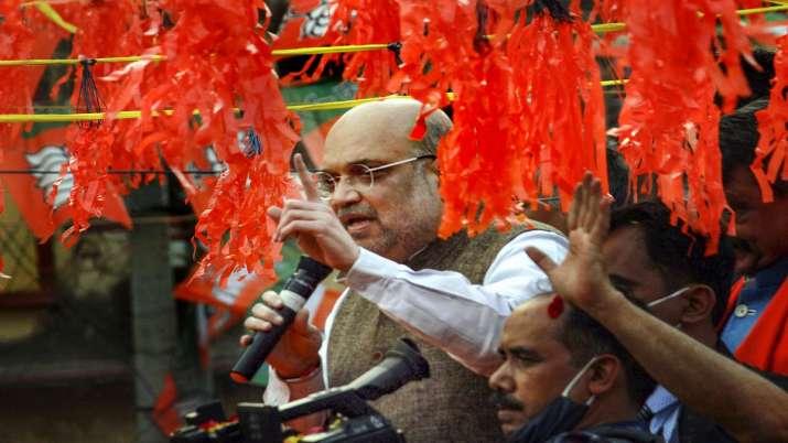 Amit Shah, West Bengal, West Bengal Election 2021