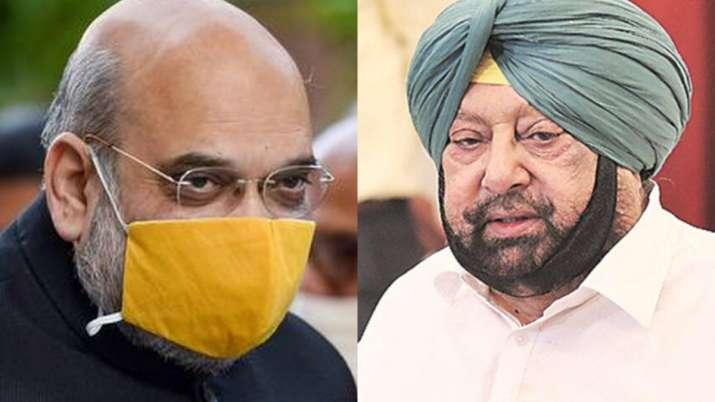 Amit Shah, Amarinder Singh, Farmers protests, farmers, Centre, farm laws q