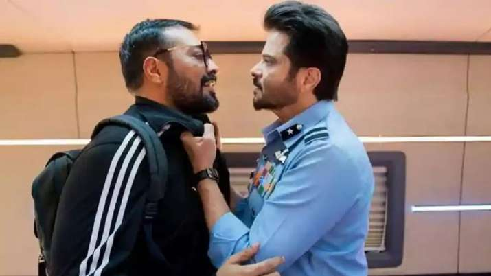 Indian Air Force objects to Anil Kapoor-starrer Netflix movie AK vs AK, wants related scenes withdra