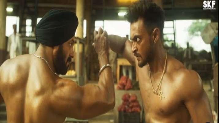 Antim Teaser, Salman Khan, Aayush Sharma