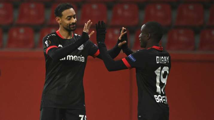 Bayer Leverkusen tastes success in Germany by adapting to