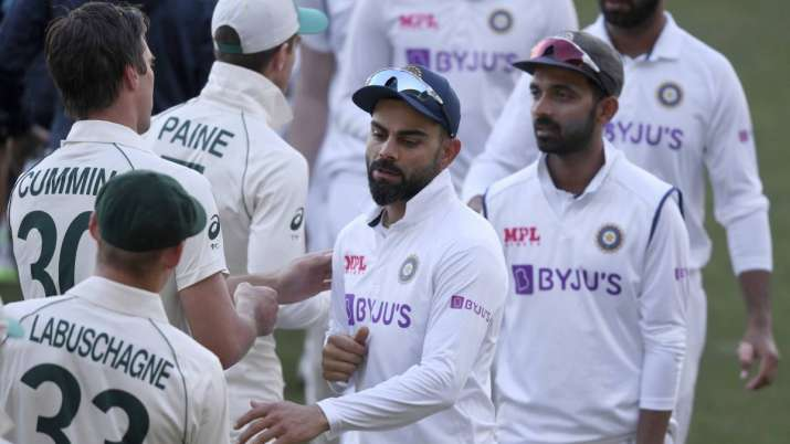 India Could Ve Avoided Adelaide Batting Collapse If Series Ended With Pink Ball Test Sachin Tendulkar Cricket News India Tv