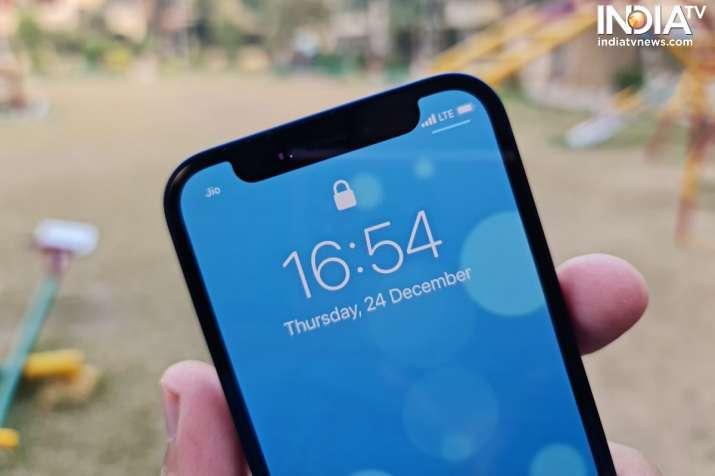 India Tv - iphone 12 mini