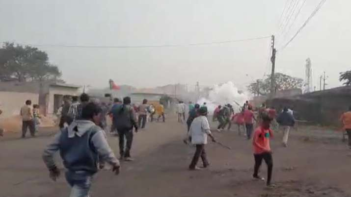 West Bengal BJP rally attacked in Asansol