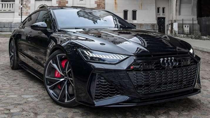 India Tv - Audi RS7
