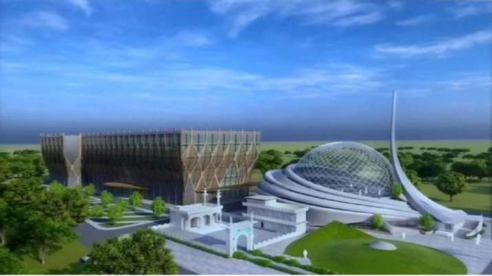 Glimpse of futuristic Ayodhya mosque and hospital plan