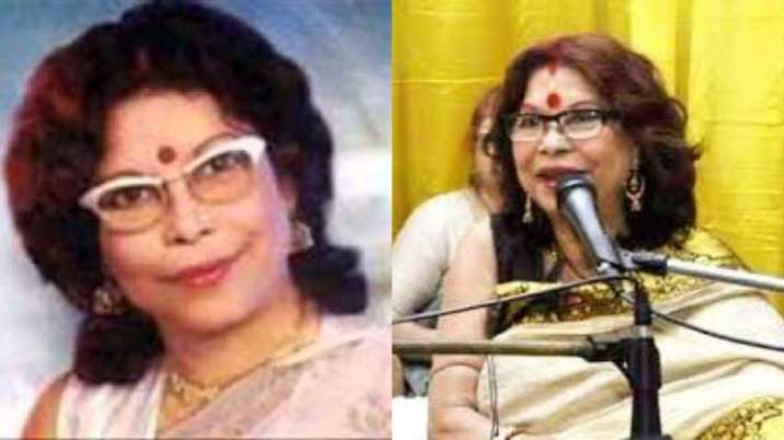 Veteran Bengali singer Nirmala Mishra rushed to hospital after she complains of uneasiness