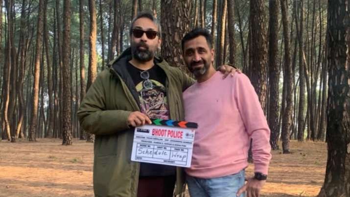 'Bhoot Police' wraps up first shoot schedule in Himachal Pradesh, heads to Mumbai for second