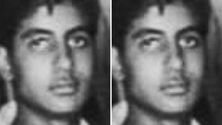 ¿Adivina la icónica celebridad de Bollywood por su invaluable imagen de retroceso?