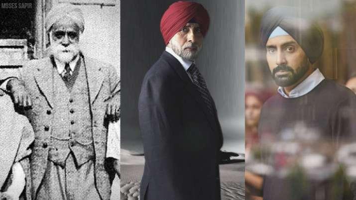 Big B traces generations on Twitter featuring Abhishek and maternal grandfather Khazan Singh Suri
