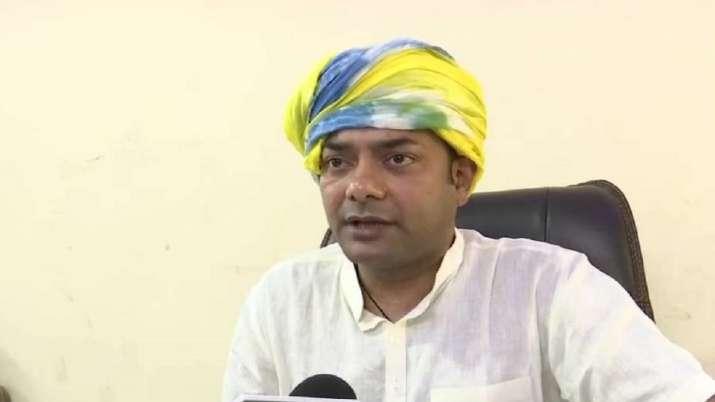 Bharatiya Janata Party MLA from the Charkhari Assembly constituency in Mahoba district, Brij Bhushan
