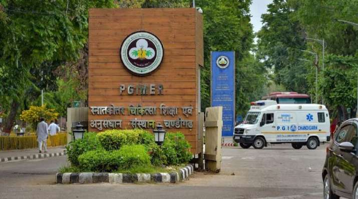 In a shocking incident, a 42-year-old coronavirus-positive patient allegedly committed suicide at PGI Chandigarh on Thursday.